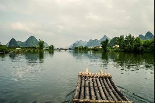 祖国的山山水水让人魂牵梦萦