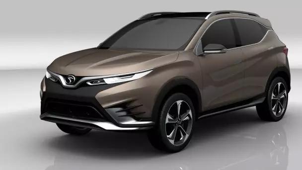 2018年suv性价比高的汽车更新哪款汽车?选择导航东南dx7长安cs75选择怎么肯定图片